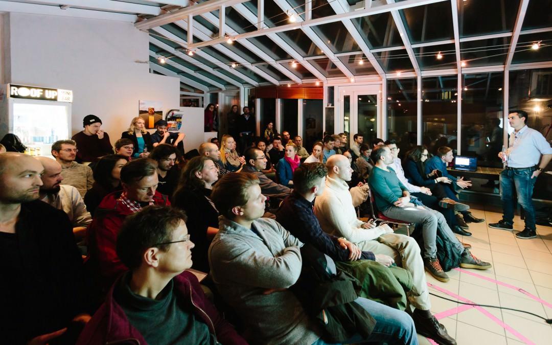 2016/02/22: Berlin Skills Exchange Meetup