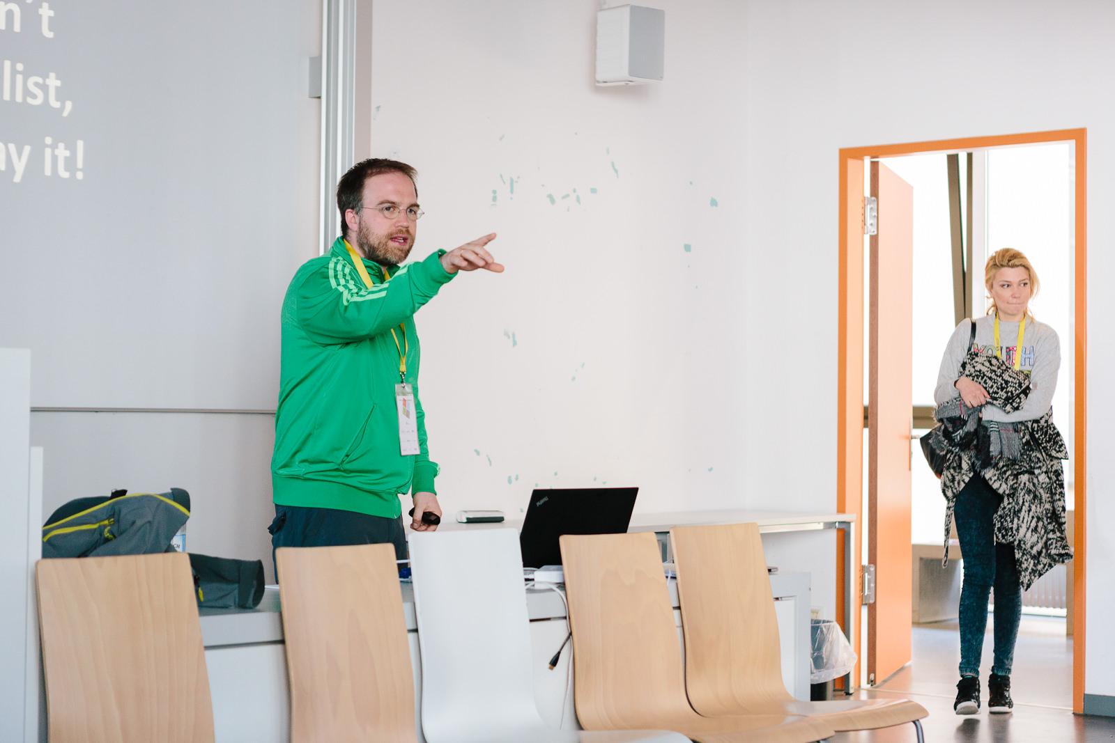 Christoph Sollich, der Pitchdoctor