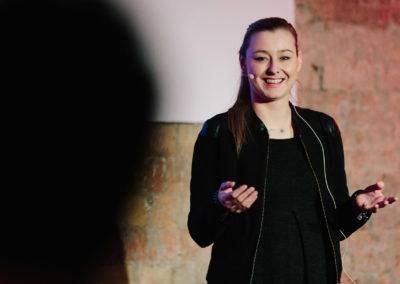 Pia Poppenreiter, Gründerin und Geschäftsführerin von Ohlala.com
