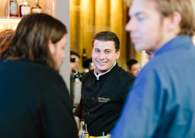Alexander Affeldt, Barkeeper