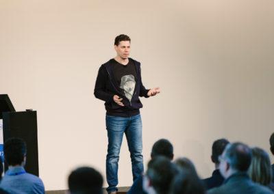 Markus Fuhrmann, Mitgründer Delivery Hero und Lieferheld