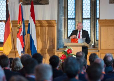 Alexander Fackelmann, Honorarkonsul der Niederlande