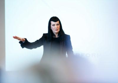 Suzanne Grieger-Langer, Profilerin